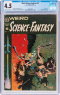 Golden Age (1938-1955):Science Fiction, Weird Science-Fantasy #29 - Bill Elder File Copy (EC, 1955) CGC VG+4.5 Cream to off-white pages....