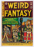 Golden Age (1938-1955):Science Fiction, Weird Fantasy #6 (EC, 1951) Condition: VG+....