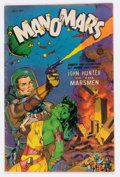 Golden Age (1938-1955):Science Fiction, Man O' Mars #1 (Fiction House, 1953) Condition: VG....