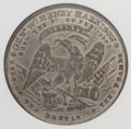 Political:Tokens & Medals, William Henry Harrison: Ultra Rare and Desirable Medal....