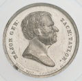 Political:Tokens & Medals, Zachary Taylor: High Relief Medal....