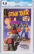 Bronze Age (1970-1979):Science Fiction, Star Trek #57 (Gold Key, 1978) CGC NM/MT 9.8 White pages....
