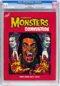 Magazines:Science-Fiction, Famous Monsters Convention Souvenir Book #nn (Warren, 1974) CGC VF8.0 White pages....