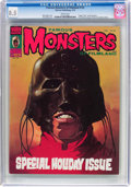 Magazines:Horror, Famous Monsters of Filmland #123 (Warren, 1976) CGC VF+ 8.5 White pages....