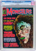 Magazines:Horror, Famous Monsters of Filmland #111 (Warren, 1974) CGC VF+ 8.5 White pages....