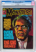 Magazines:Horror, Famous Monsters of Filmland #134 (Warren, 1977) CGC VF/NM 9.0 White pages....