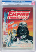 "Magazines:Science-Fiction, Marvel Comics Super Special #16 ""Star Wars: The Empire StrikesBack"" (Marvel, 1980) CGC VF/NM 9.0 Off-white to white pages...."