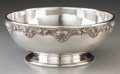 Silver Holloware, American:Bowls, A William B. Durgin Co. Silver Bowl, Concord, New Hampshire, late19th-early 20th century. Marks: (crowned D), STERLING, 7...