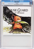 Modern Age (1980-Present):Miscellaneous, Mouse Guard #1 (Archaia Studios, 2006) CGC NM/MT 9.8 White pages....
