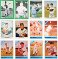 "Autographs:Sports Cards, Signed 1977-1983 Fritsch Cards ""One Year Winners"" Partial Set(75/118). ..."