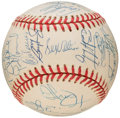 Autographs:Baseballs, Circa 1997 New York Mets Team Signed Baseball (31 Signatures). ...