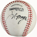 Autographs:Baseballs, Joe Morgan Single Signed Baseball. ...