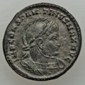 Ancients:Ancient Lots , Ancients: ANCIENT LOTS. Roman Imperial. Constantine I. Lot of two(2) AE3. XF.... (Total: 2 coins)