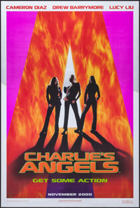 """Charlie's Angels & Others Lot (Columbia, 2000). Mylar One Sheet & One Sheets (7) (27"""" X 40"""") S..."""