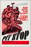 "Movie Posters:Sports, Pit Stop & Other Lot (Rio Pinto, 1969). One Sheets (2) (27"" X 41""). Sports.. ..."