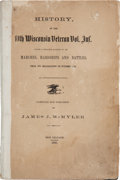 Books, James J. McMyler. History of the 11th Wisconsin VeteranVolunteer Infantry....