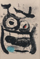 Joan Miró (1893-1983) The Empress, 1964 Lithograph in colors on Arches paper 35-5/8 x 24 inches (90.5 x 61.0 cm)...