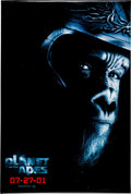 Memorabilia:Poster, Planet of the Apes Lobby Banner Movie Poster (20th CenturyFox, 2001)....