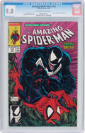 Modern Age (1980-Present):Superhero, The Amazing Spider-Man #316 (Marvel, 1989) CGC NM/MT 9.8 Off-whiteto white pages....