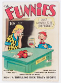 Golden Age (1938-1955):Adventure, The Funnies #31 (Dell, 1939) Condition: VG....