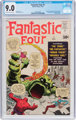 Fantastic Four #1 (Marvel, 1961) CGC VF/NM 9.0 Off-white to white pages