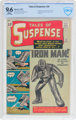Tales of Suspense #39 (Marvel, 1963) CBCS NM+ 9.6 White pages