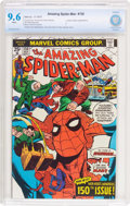 Bronze Age (1970-1979):Superhero, The Amazing Spider-Man #150 (Marvel, 1975) CBCS NM+ 9.6 White pages....