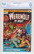 Bronze Age (1970-1979):Superhero, Werewolf by Night #3 (Marvel, 1973) CBCS NM+ 9.6 White pages....