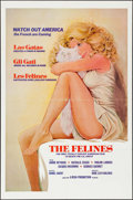 """Movie Posters:Adult, The Felines & Other Lot (Memory Films, 1976). One Sheets (2) (27"""" X 41""""). Adult.. ... (Total: 2 Items)"""