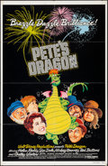 "Movie Posters:Animation, Pete's Dragon (Buena Vista, 1977). One Sheets (2) (27"" X 41"") 2 Styles. Animation.. ... (Total: 2 Items)"