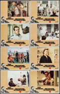 """Movie Posters:Academy Award Winners, One Flew Over the Cuckoo's Nest (United Artists, 1975). Lobby CardSet of 8 (11"""" X 14""""). Academy Award Winners.. ... (Total: 8 Items)"""