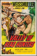 "Movie Posters:Adventure, Valley of Head Hunters & Other Lot (Columbia, 1953). One Sheets(2) (27"" X 41""). Adventure.. ... (Total: 2 Items)"