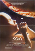 "Movie Posters:Science Fiction, 2010 (MGM/UA, 1984). One Sheet (27"" X 40""). Science Fiction.. ..."