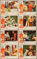 "Movie Posters:Drama, Shock Treatment & Other Lot (20th Century Fox, 1964). Lobby Card Sets of 8 (2 Sets) (11"" X 14""). Drama.. ... (Total: 16 Items)"