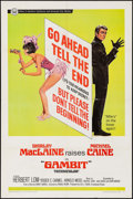 "Movie Posters:Crime, Gambit (Universal, 1967). One Sheet (27"" X 41""). Crime.. ..."