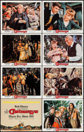 "Movie Posters:Adventure, In Search of the Castaways (Buena Vista, 1962). Lobby Card Set of 8(11"" X 14""). Adventure.. ... (Total: 8 Items)"