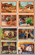 """Movie Posters:Musical, Strike Me Pink and Others Lot (United Artists, 1936). Lobby Cards (16) (11"""" X 14""""). Musical.. ... (Total: 16 Items)"""
