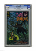 Bronze Age (1970-1979):Horror, Dark Shadows #9 File Copy (Gold Key, 1971) CGC NM 9.4 Off-whitepages. Joe Certa art. Painted cover. Overstreet 2005 NM- 9.2...