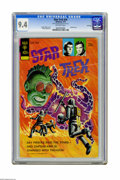 Bronze Age (1970-1979):Science Fiction, Star Trek #24 File Copy (Gold Key, 1974) CGC NM 9.4. Painted cover by George Wilson. Alberto Giolitti art. Overstreet 2005 N...