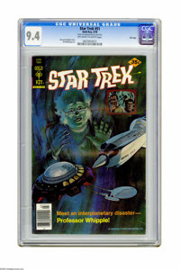 Star Trek #51 File Copy (Gold Key, 1978) CGC NM 9.4 Off-white to white pages. Al McWilliams art. This is currently the h...