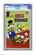 Bronze Age (1970-1979):Cartoon Character, Uncle Scrooge #139 File Copy (Gold Key, 1977) CGC NM+ 9.6 Off-whiteto white pages. This is currently the highest grade awar...