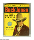 Platinum Age (1897-1937):Miscellaneous, Big Little Book #1188 Buck Jones in the Fighting Rangers (Whitman,1936) Condition: VF/NM. Hard cover, 240 pages. Adapted fr...