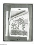 Original Comic Art:Miscellaneous, Production Material For Various Western Publishing Titles (Western,undated). This group lot features eight large envelopes ... (Total:8 Items)