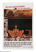 "Movie Posters:War, Battle of the Bulge (Warner Brothers, 1966). One Sheet (27"" X 41"").In the winter of 1944, the German army seemed to be on t..."