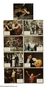 """Funny Girl (Columbia, 1968). Lobby Card Set of 8 (11"""" X 14"""") and Deluxe Lobby Card (11"""" X 14""""). &quo..."""