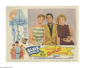 """Movie Posters:Elvis Presley, Girls! Girls! Girls! (Paramount, 1962). Lobby Card Set of 8 (11"""" X 14""""). Elvis is Ross Carpenter, a fisherman working on a b... (Total: 8 Items)"""
