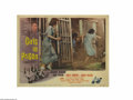 "Movie Posters:Bad Girl, Girls in Prison (American International, 1956). Lobby Card Set of 8(11"" X 14""). This pivotal film of the ""bad girl"" era ask... (Total:8 Items)"