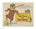 "Movie Posters:Animated, Hey There, It's Yogi Bear (Hanna-Barbera Productions, 1964). LobbyCard Set of 8 (11"" X 14""). After saving his girlfriend Ci...(Total: 8 Items)"