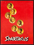 Movie Posters:Action, Spartacus (Bryna Productions, 1960). The Illustrated Story of theMotion Picture Production Hardbound Program Book (30 Pages...