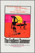 "Movie Posters:Sports, The Endless Summer (Cinema 5, 1966). Day-Glo Silk Screen One Sheet (27"" X 41""). Sports.. ..."
